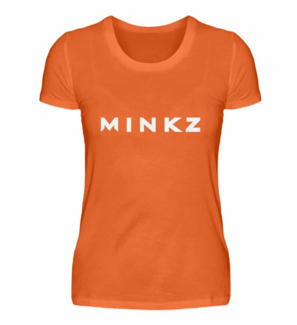 MINKZ® - Community Shirt - Damenshirt-1692