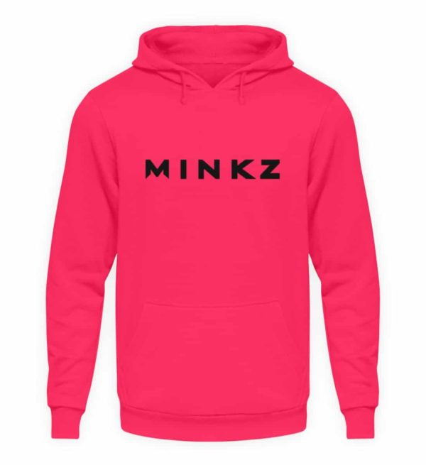 MINKZ® - Community Shirt - Unisex Kapuzenpullover Hoodie-1610