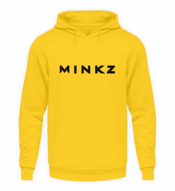 MINKZ® - Community Shirt - Unisex Kapuzenpullover Hoodie-1774