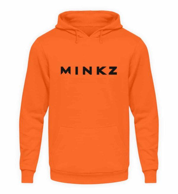 MINKZ® - Community Shirt - Unisex Kapuzenpullover Hoodie-1692