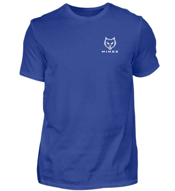 "MINKZ® - Premium Shirt ""Little Kitty - Herren Premiumshirt-27"