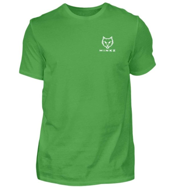 "MINKZ® - Premium Shirt ""Little Kitty - Herren Premiumshirt-2971"