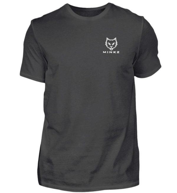 "MINKZ® - Premium Shirt ""Little Kitty - Herren Premiumshirt-2989"