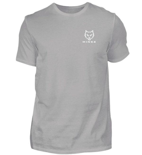 "MINKZ® - Premium Shirt ""Little Kitty - Herren Premiumshirt-2998"