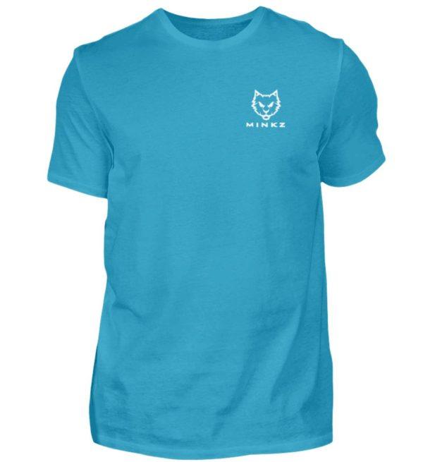 "MINKZ® - Premium Shirt ""Little Kitty - Herren Premiumshirt-3175"