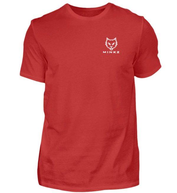 "MINKZ® - Premium Shirt ""Little Kitty - Herren Premiumshirt-4"