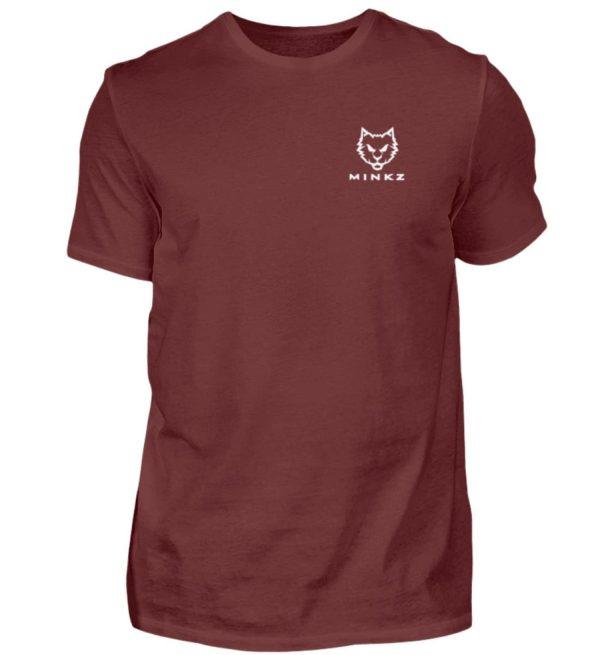 "MINKZ® - Premium Shirt ""Little Kitty - Herren Premiumshirt-3192"