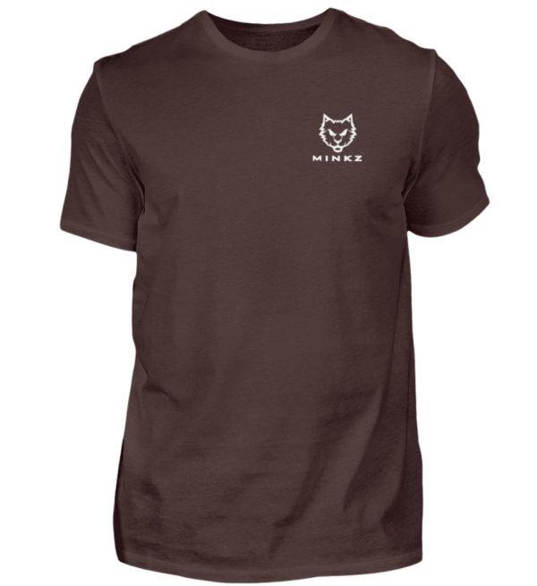 "MINKZ® - Premium Shirt ""Little Kitty - Herren Premiumshirt-1074"