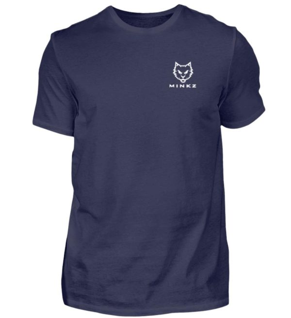"MINKZ® - Premium Shirt ""Little Kitty - Herren Premiumshirt-198"