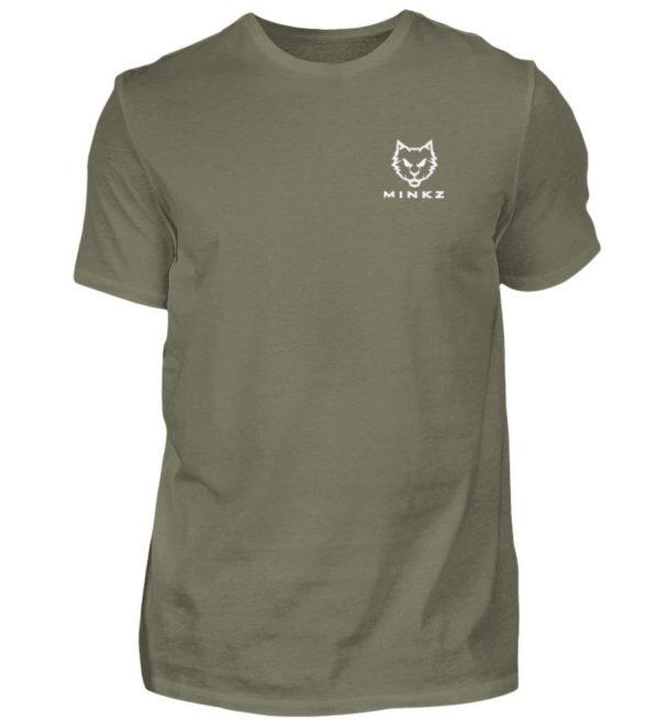 "MINKZ® - Premium Shirt ""Little Kitty - Herren Premiumshirt-627"