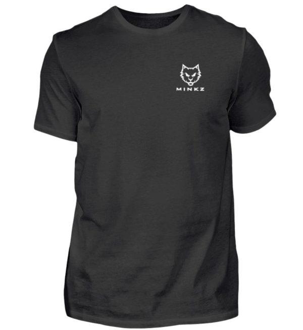 "MINKZ® - Premium Shirt ""Little Kitty - Herren Premiumshirt-16"