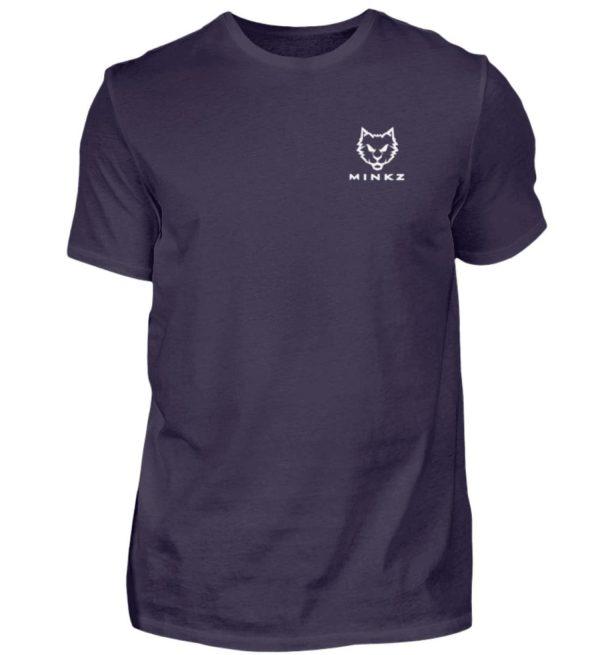 "MINKZ® - Premium Shirt ""Little Kitty - Herren Premiumshirt-2911"