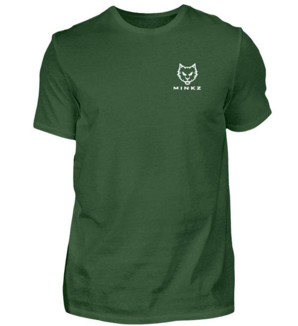 "MINKZ® - Premium Shirt ""Little Kitty - Herren Premiumshirt-2936"
