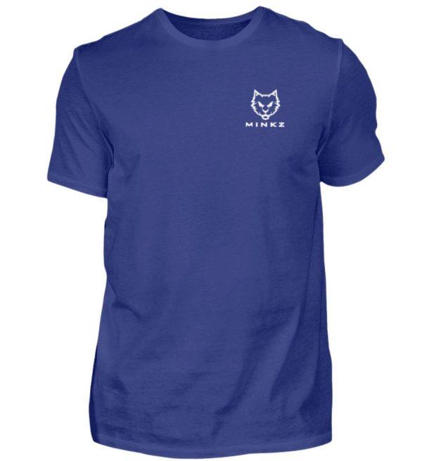 "MINKZ® - Premium Shirt ""Little Kitty - Herren Premiumshirt-2962"