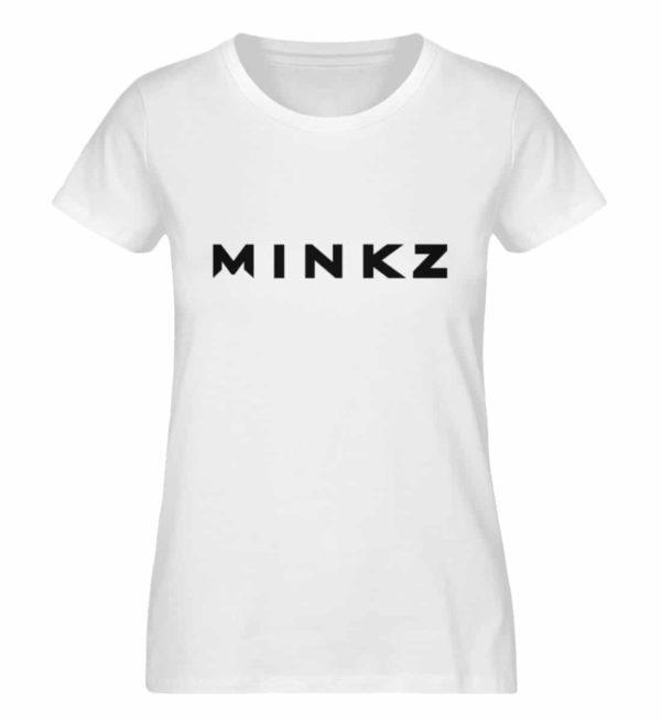 MINKZ® - Premium Shirt - Damen Premium Organic Shirt-3