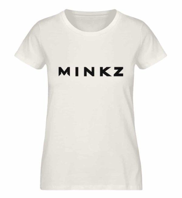 MINKZ® - Premium Shirt - Damen Premium Organic Shirt-6881