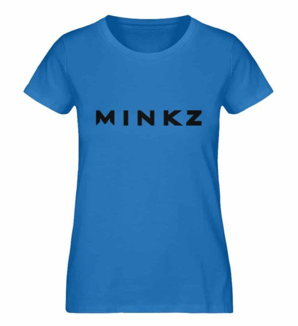 MINKZ® - Premium Shirt - Damen Premium Organic Shirt-6886