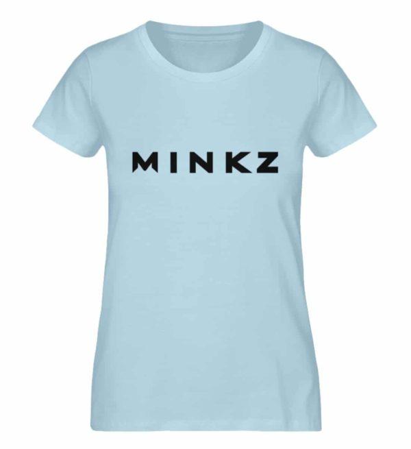 MINKZ® - Premium Shirt - Damen Premium Organic Shirt-6888