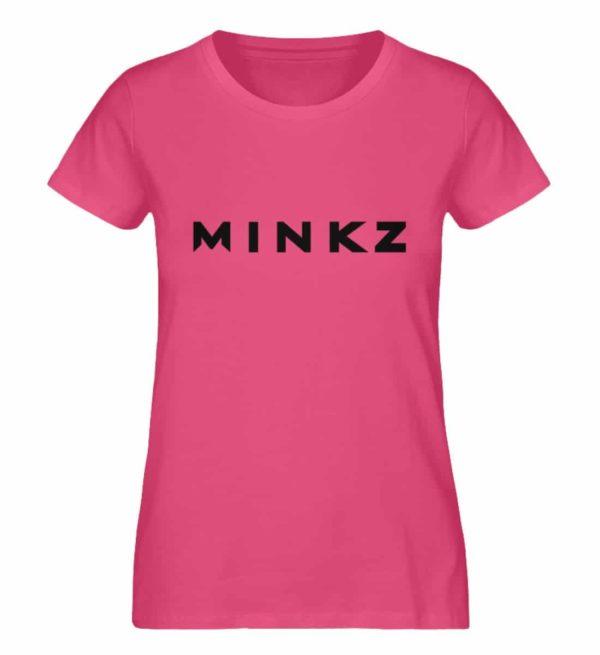 MINKZ® - Premium Shirt - Damen Premium Organic Shirt-6930