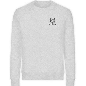 MINKZ® - WTF?! - Unisex Organic Sweatshirt-6892