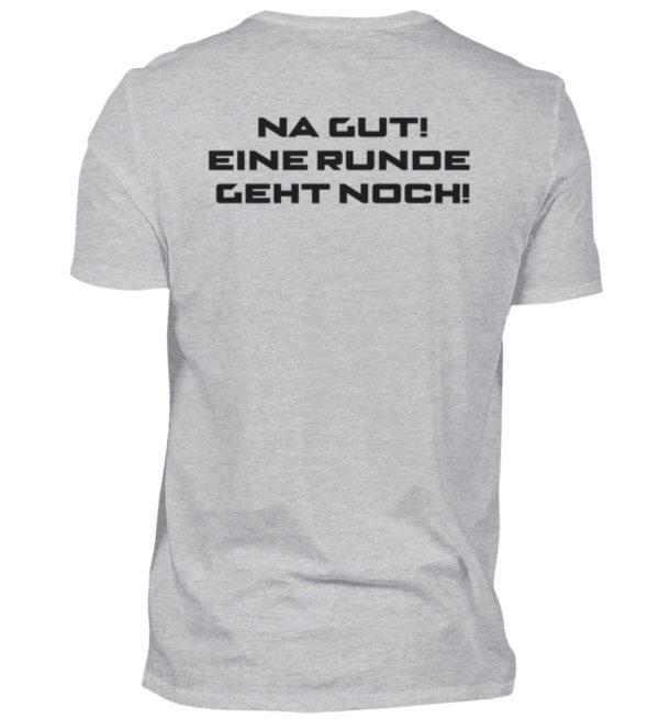 MINKZ® - Eine geht noch! - Herren V-Neck Shirt-17