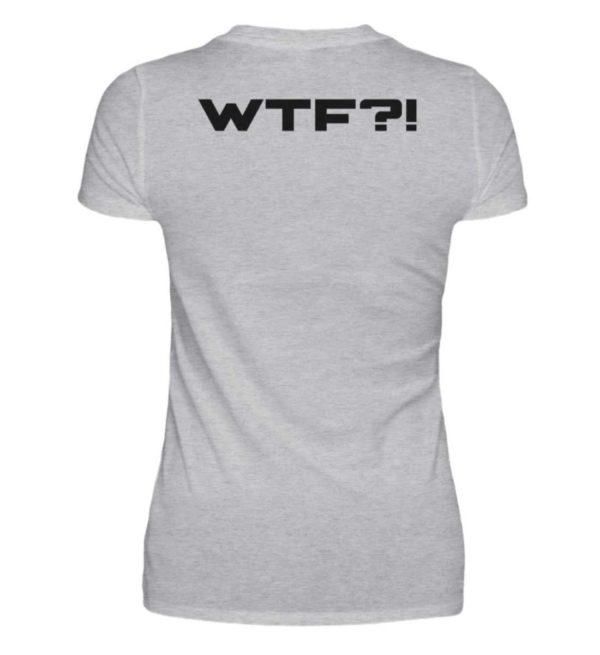 MINKZ® - WTF?! - V-Neck Damenshirt-17
