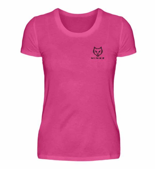 "MINKZ® - Premium Shirt ""Little Kitty"" - Damen Premiumshirt-28"