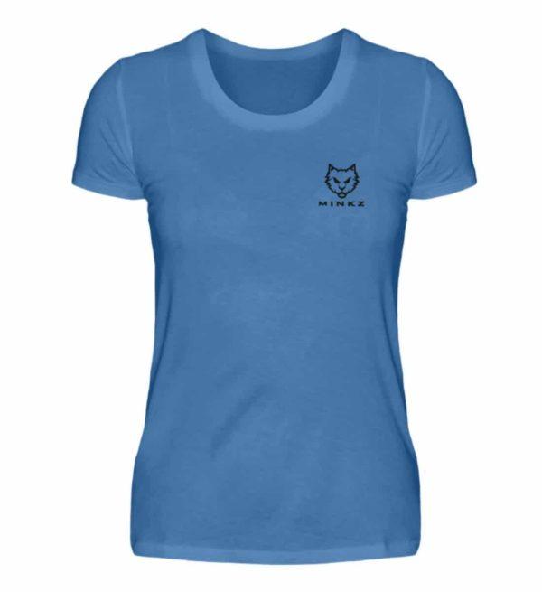 "MINKZ® - Premium Shirt ""Little Kitty"" - Damen Premiumshirt-2894"