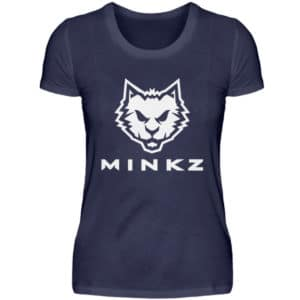 MINKZ® - Community Shirt Kitty - Damenshirt-198