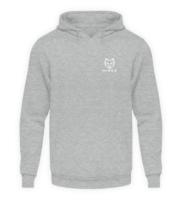 """MINKZ® - Premium Shirt """"Little Kitty - Unisex Kapuzenpullover Hoodie-6807"""