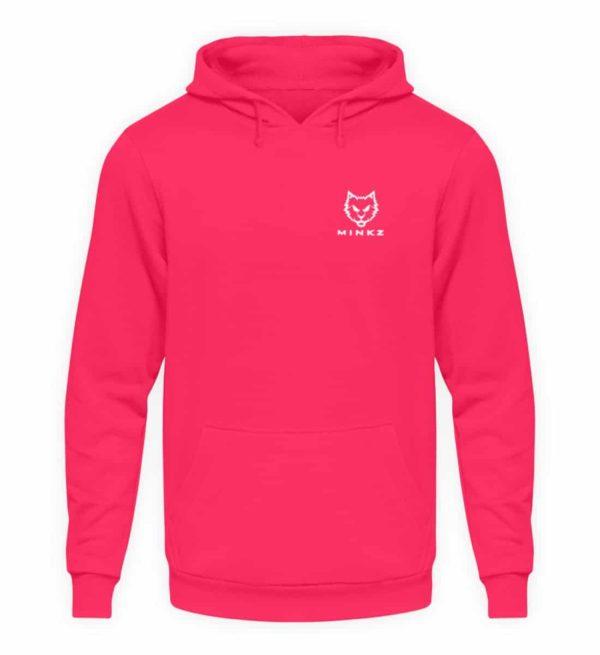 """MINKZ® - Premium Shirt """"Little Kitty - Unisex Kapuzenpullover Hoodie-1610"""
