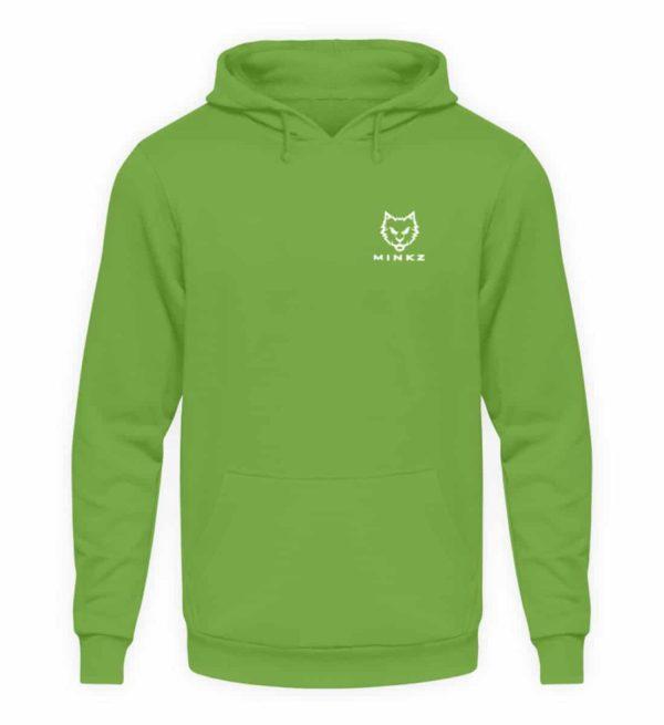 """MINKZ® - Premium Shirt """"Little Kitty - Unisex Kapuzenpullover Hoodie-1646"""