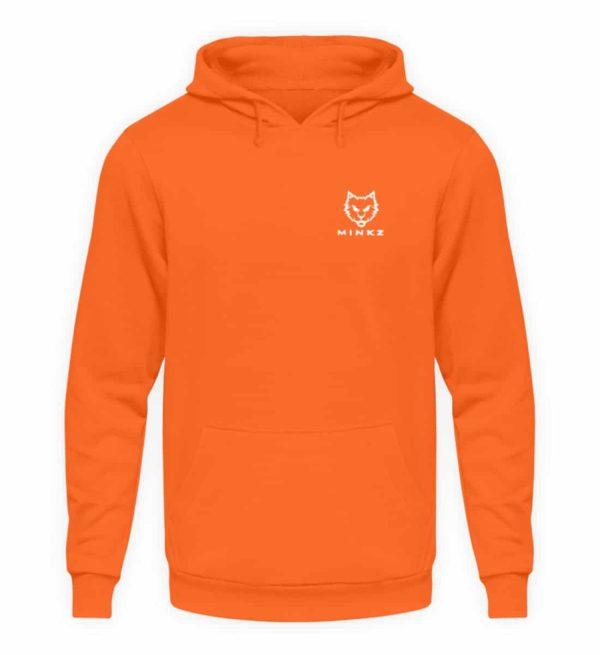 """MINKZ® - Premium Shirt """"Little Kitty - Unisex Kapuzenpullover Hoodie-1692"""