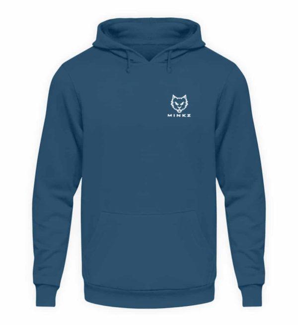 """MINKZ® - Premium Shirt """"Little Kitty - Unisex Kapuzenpullover Hoodie-1461"""