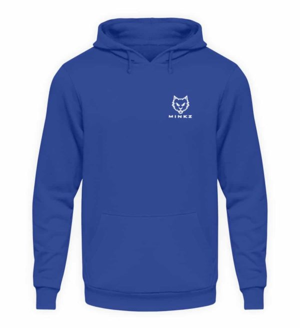 """MINKZ® - Premium Shirt """"Little Kitty - Unisex Kapuzenpullover Hoodie-668"""