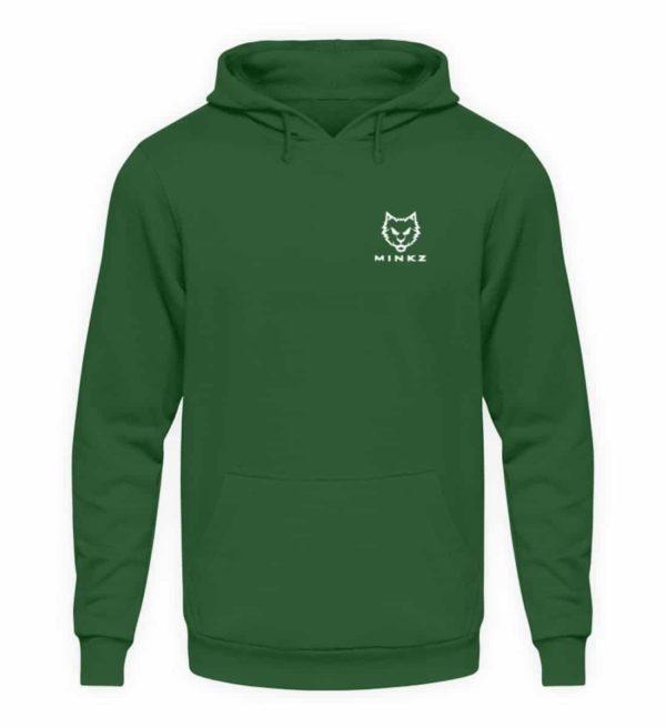 """MINKZ® - Premium Shirt """"Little Kitty - Unisex Kapuzenpullover Hoodie-833"""