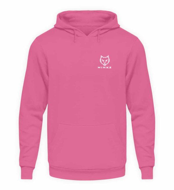 """MINKZ® - Premium Shirt """"Little Kitty - Unisex Kapuzenpullover Hoodie-1521"""