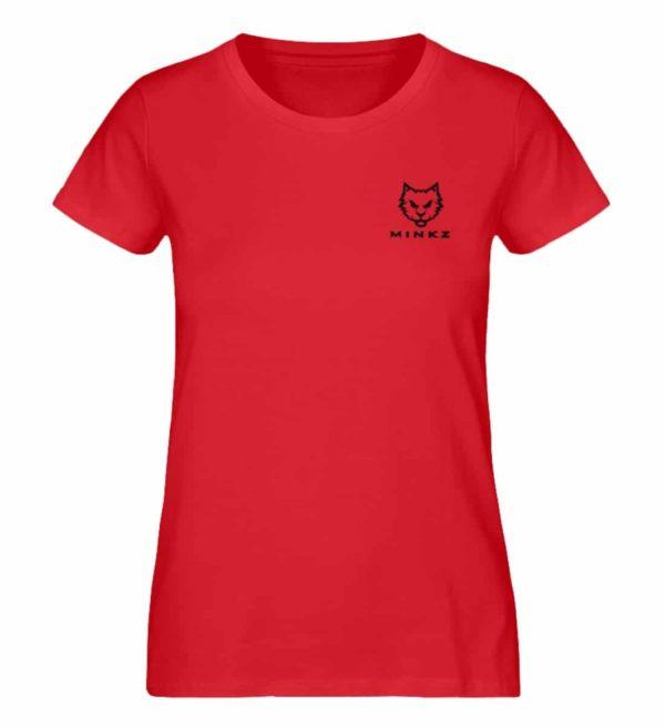 MINKZ® - WTF?! - Damen Premium Organic Shirt-6882