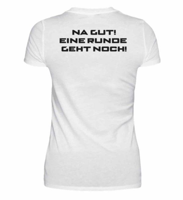 MINKZ® - Eine geht noch! - Damen Premiumshirt-3