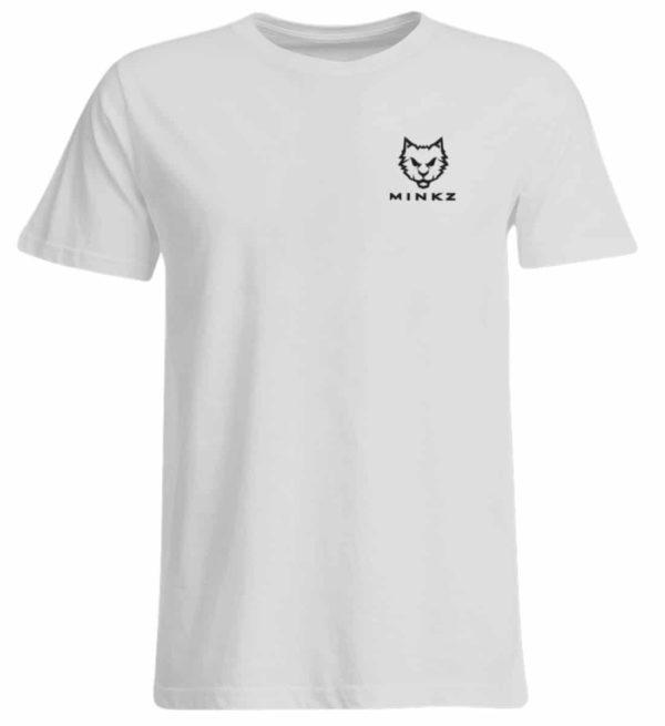 "MINKZ® - Premium Shirt ""Little Kitty"" - Übergrößenshirt-1053"