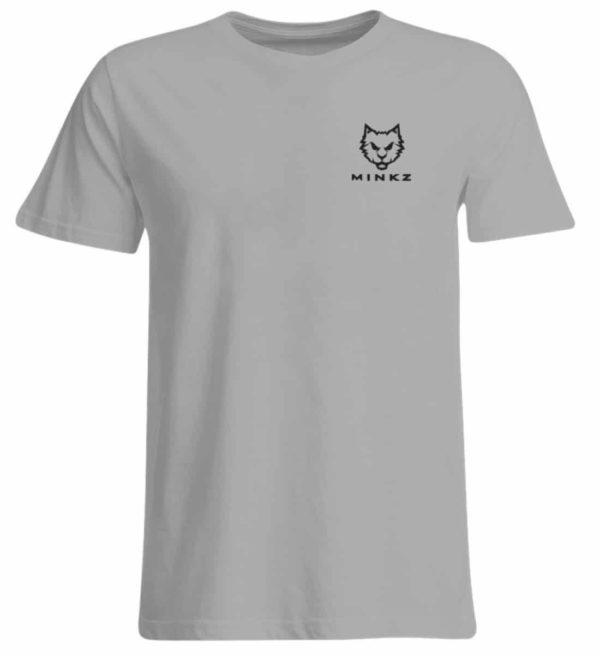 "MINKZ® - Premium Shirt ""Little Kitty"" - Übergrößenshirt-645"