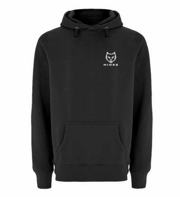 """MINKZ® - Premium Shirt """"Little Kitty - Unisex Premium Kapuzenpullover-16"""