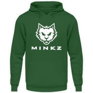 MINKZ® - Community Shirt Kitty - Unisex Kapuzenpullover Hoodie-833