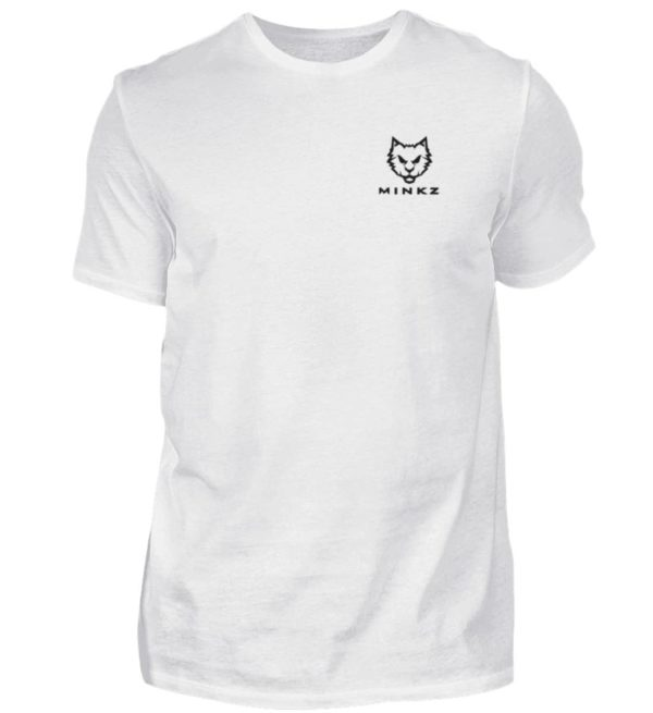 "MINKZ® - Premium Shirt ""Little Kitty"" - Herren Premiumshirt-3"