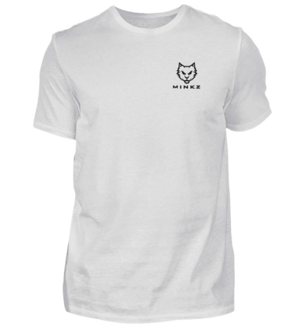 "MINKZ® - Premium Shirt ""Little Kitty"" - Herren Premiumshirt-1053"