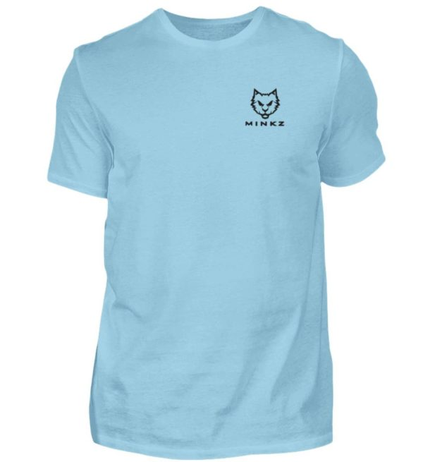 "MINKZ® - Premium Shirt ""Little Kitty"" - Herren Premiumshirt-674"