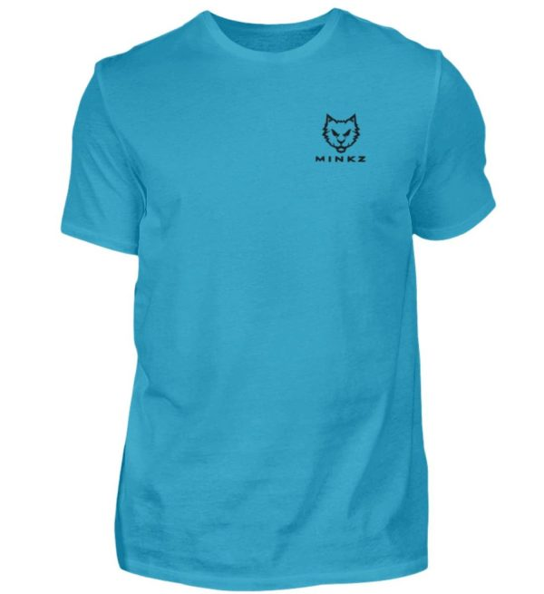 "MINKZ® - Premium Shirt ""Little Kitty"" - Herren Premiumshirt-3175"
