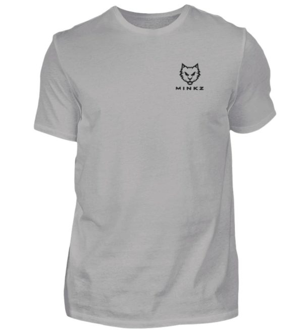 "MINKZ® - Premium Shirt ""Little Kitty"" - Herren Premiumshirt-2998"