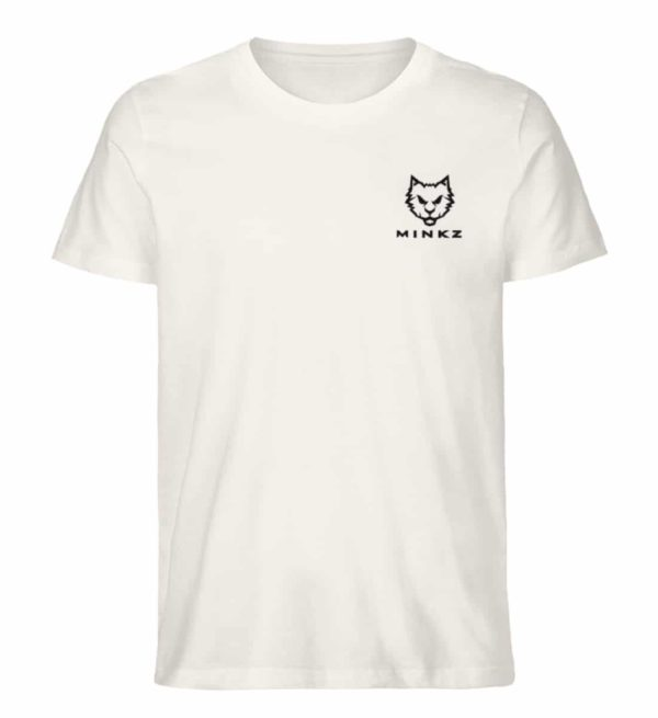 MINKZ® - In games we trust - Herren Premium Organic Shirt-6881