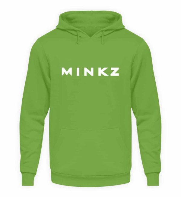 MINKZ® - Community Shirt - Unisex Kapuzenpullover Hoodie-1646